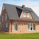 Satteldach Haus bauen Oldenburg